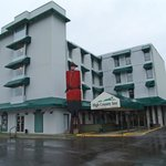 Coast High Country Inn resmi