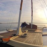 Our new boat for the 2013 season, the US Coast Guard Inspected Sailing Vessel S/V MON TIKI,