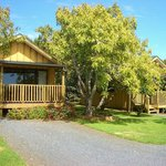 Foto di Motel Kerigold Secluded Chalets
