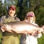  Kenai River King Salmon Fishing