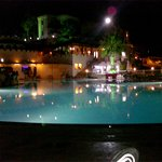  piscina notte