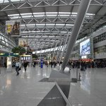  internal view of the airport