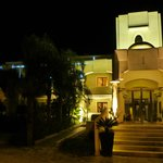                    Visir Resort by night