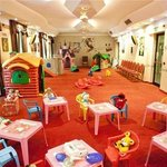                    play room