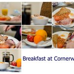 Breakfast at Cornerways