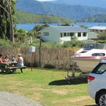 Waikawa Bay Holiday Parkの写真