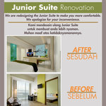 Junior Suite Renovation