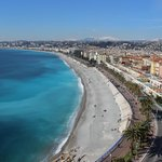 Nice and the Promenade Des Anglais