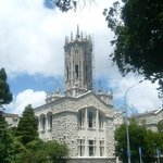 The Clock Tower of University of Auckland