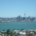                    City from Devonport