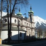                    Jesuitenkirche Innsbruck (Universittskirche)