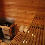 SPA - Sauna Area
