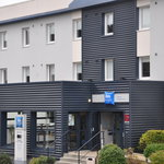 Ibis Budget Rennes Montgermont Route de Saint Malo