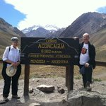 Our trip to Mount Aconcagua