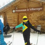 Cool Runnings venture out for skiing