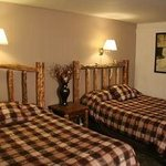 Our newly remodeled rooms bring a touch of rustic and modern for a true Montana feel.
