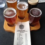                    Double Mountain, Hood River, OR - Tasting Flight of 5 &amp; Full Tasting Menu