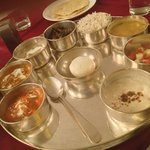 Wonderful Indian Vegetarian Food!