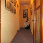 corridor rooms A1, A2 and A3