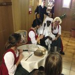 Traditional Austrian Dinner - Staff Dress Up