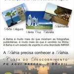  PROJETO A BAHIA PRECISA CONHECER A BAHIA