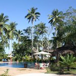 Daluyon Beach and Mountain Resort Pool