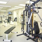 Exercise Room and Sauna