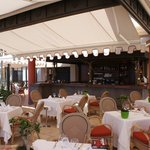                    Salome Poolside restaurant