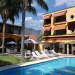  Hotel y alberca