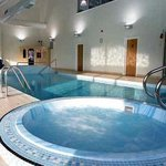 Swimming Pool & Hot Tub