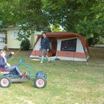 Foto de Te Aroha Holiday Park and Backpackers