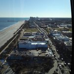 View from top of SkyWheel, Myrtle Beach, SC