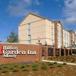  Welcome to Hilton Garden Inn Albany
