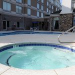 Pool & Whirlpool Area