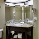  Hearing Accessible 2 Doubles Bathroom