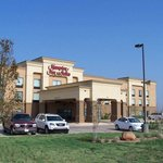 Hampton Inn &amp; Suites Altus