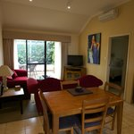 2 bedroom fully self contained apartment