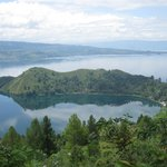 Beautiful Lake Toba