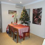                    Sala Comedor en Navidad !!