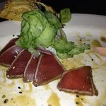 Tuna appetizer!