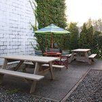 Picnic Table Area
