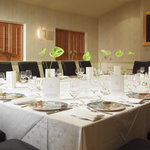 The luxurious Private Dining Suite