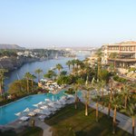                    View from Nile wing room