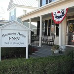 The Harmony House Inn.