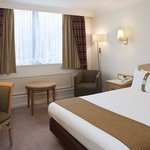 Double Bed Guest Room at the Holiday Inn Peterborough West