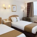  Twin Bedded room at the Holiday Inn Peterborough West