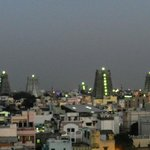  View of Temple after 6PM