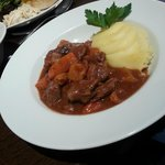 Wild Scottish venison & mash - included in our £10 set price lunch