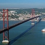  Bridge over the Tagus River