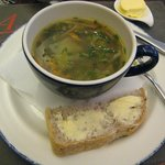  Soup of the Day-Homemade Vegetable